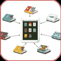 دیجیتال کردن کتابخانه ها-book digitization
