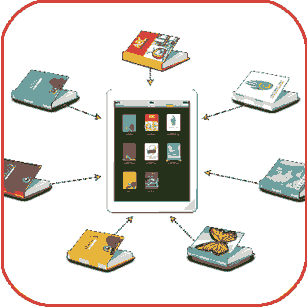 Digital-book