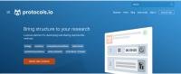 وب سایت پروتکل علمی آی او