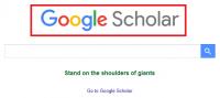 موتور جستجوی گوگل اسکالر
