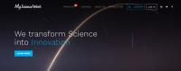 شبکه اجتماعی علمی مای ساینس ورک